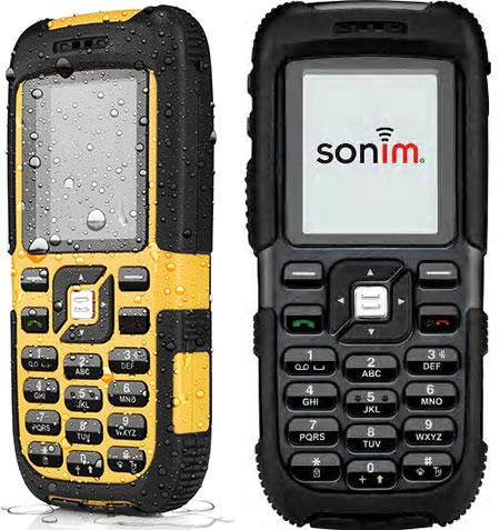 هاتف محمول مقاوم للصدمات والماء