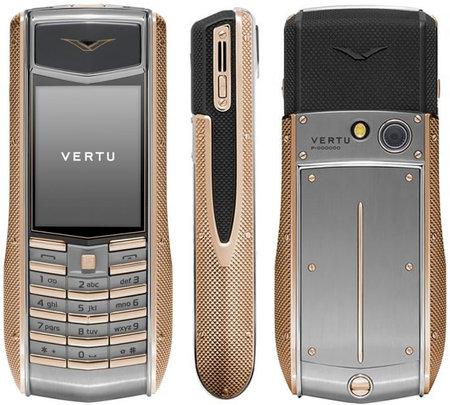 Unannounced Vertu Ascent X revs up to 5 megapixels, 32GB storage