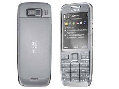 Nokia announced E52, doesnt bring many surprises