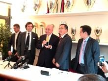 Huawei to be Premium Sponsor and  Mobile Partner of AC Milan