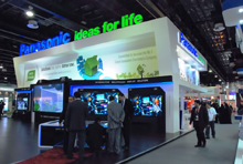 Panasonic to Display Smart Solutions and Eco Innovations at GITEX 2012