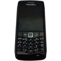 The new BlackBerry Pearl 9100 seems to have lost its pearl