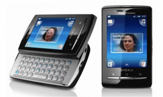 Sony Ericsson XPERIA X2 gets WinMo 6.5.2 update