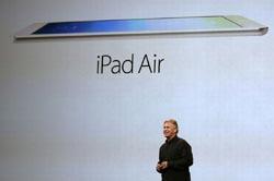 آبل تكشف عن الكمبيوتر اللوحي الجديد iPad Air