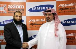 Axiom Telecom exclusively sells Samsung Galaxy S III mini and Samsung Galaxy camera in Kingdom
