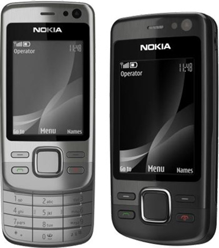 Nokia 6600i slides into action and comes with 5 megapixel snapper