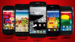 الإعلان عن هواتف BE الإماراتية الذكية