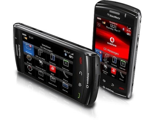 RIM Introduces the BlackBerry Storm2 Smartphone in Hong Kong